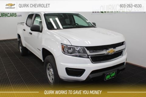 New Chevy Colorado For Sale Quirk Chevrolet Near Concord Nh
