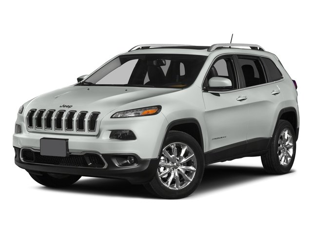Pre Owned 2015 Jeep Cherokee Limited Sport Utility In Manchester