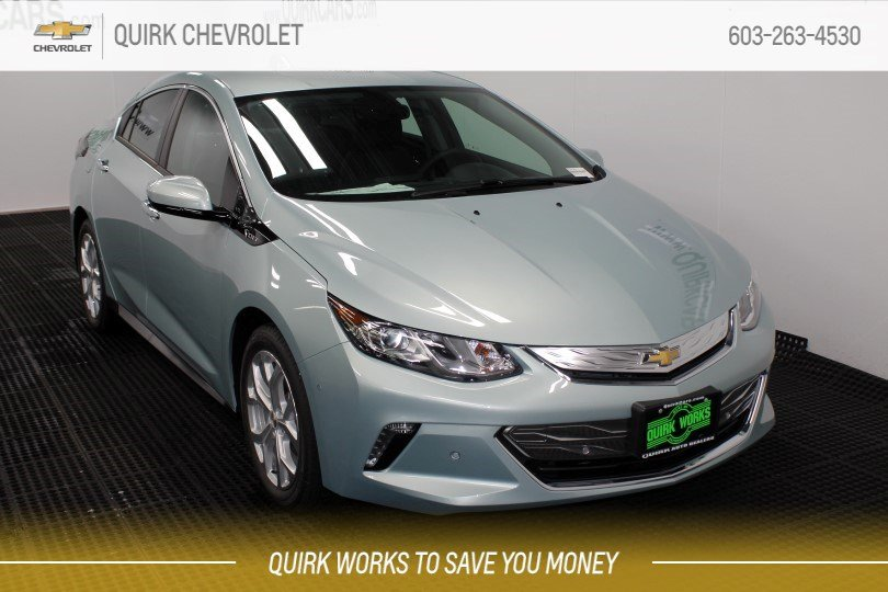 2018 Chevrolet Volt Heated Seats, Camera, Remote Start, Additional State & Federal Incentives Available