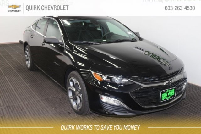New 2019 Chevrolet Malibu Rs Fwd 4dr Car