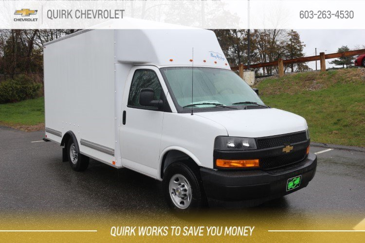New 2020 Chevrolet Express Commercial Cutaway BASE