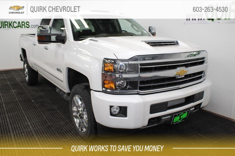 2019 Chevrolet Silverado 2500HD High Country DURAMAX Crew Cab 4x4