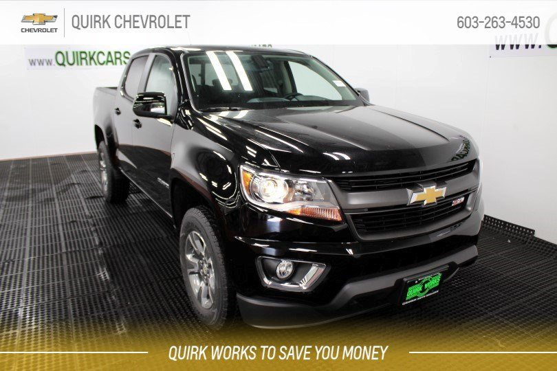 2019 Chevrolet Colorado Crew Cab Z71 4x4