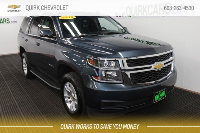 Certified Pre-Owned 2019 Chevrolet Tahoe LS
