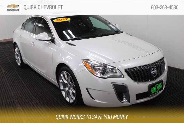 Pre-Owned 2017 Buick Regal GS