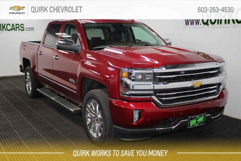 2018 Chevrolet Silverado 1500 High Country 4x4