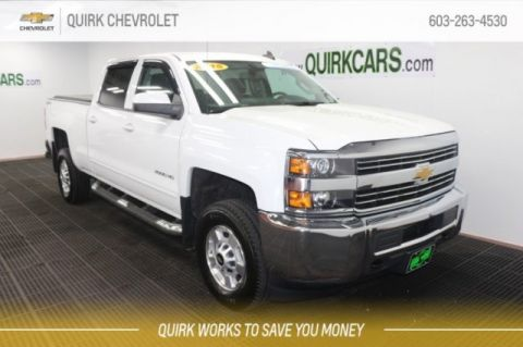 Certified Pre-Owned 2015 Chevrolet Silverado 2500HD Built After Aug 14 LT