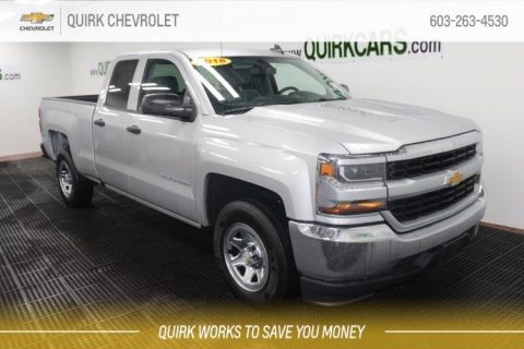 Certified Pre-Owned 2018 Chevrolet Silverado 1500 LS