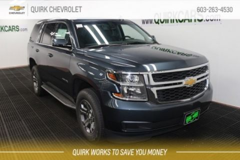 Chevy Tahoe For Sale Near Me >> New Chevy Tahoe For Sale Quirk Chevy Nh